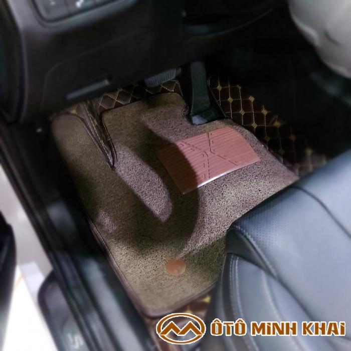 Thảm sàn Hyundai Santafe (2020)
