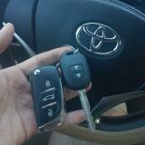 Chìa khóa Toyota