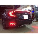 Ốp bô Honda Civic 2020